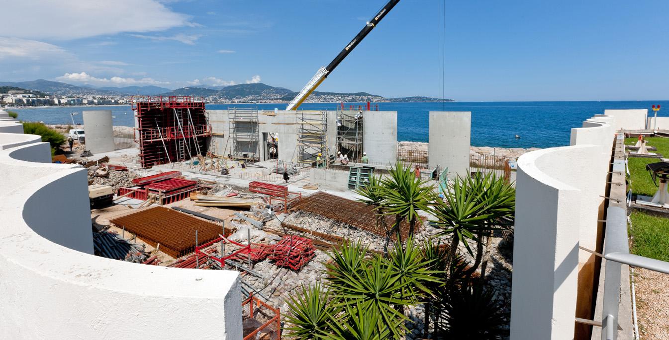 CONSTRUCTION D'UN OUVRAGE DE FLOTTATION DANS LE CADRE DU RENFORCEMENT DE LA FILIERE BOUES