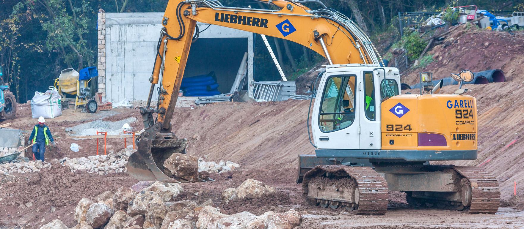 CONSTRUCTION D'UN BASSIN DE REGULATION SUR LE VALLON DE CARIMAI